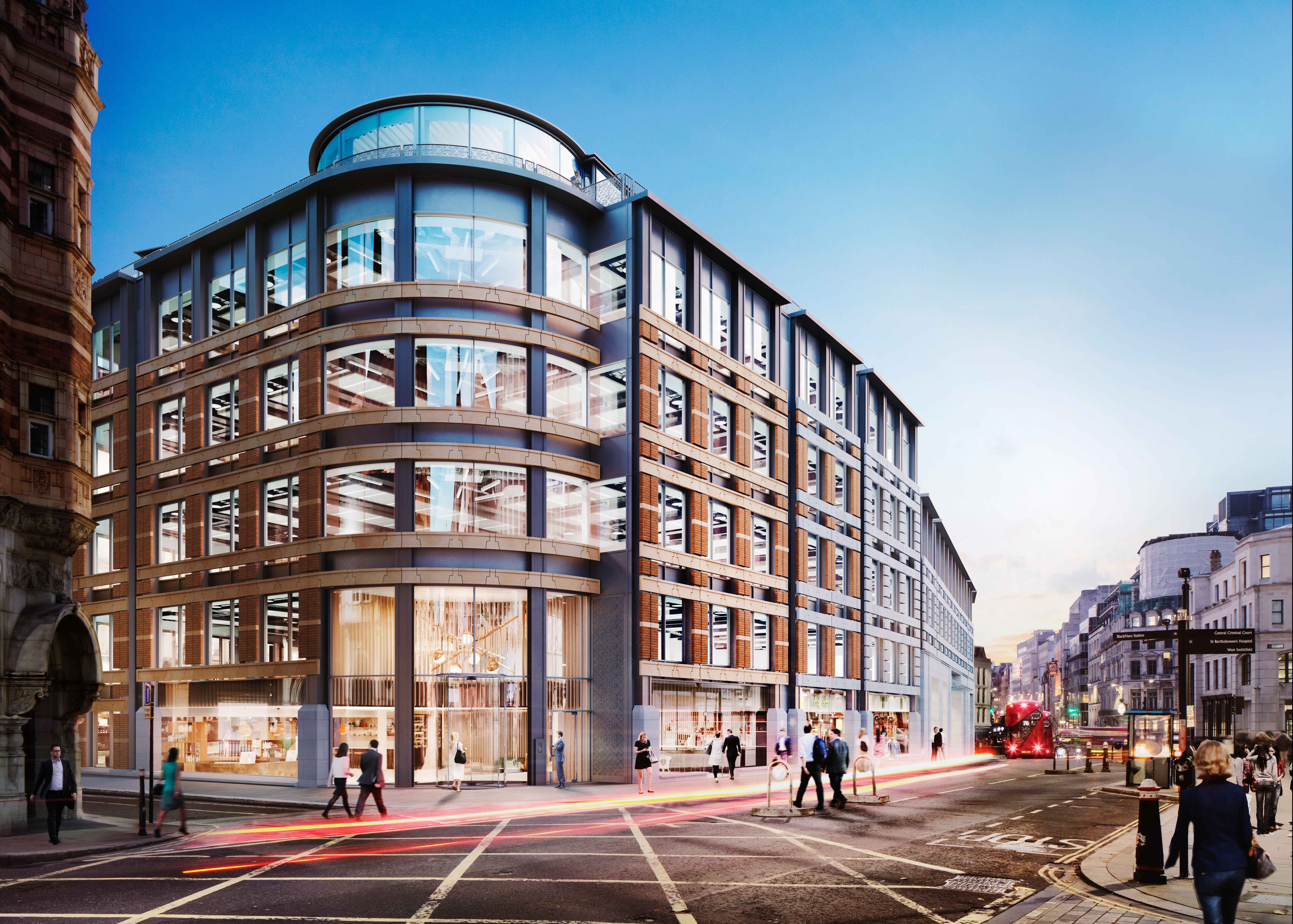 Photo of 55 Ludgate Hill - Superb Office Suite to Let