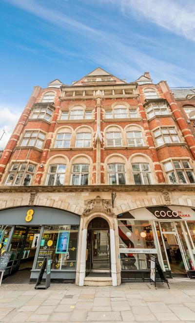 St Bartholomew House<br> 90-94 Fleet Street