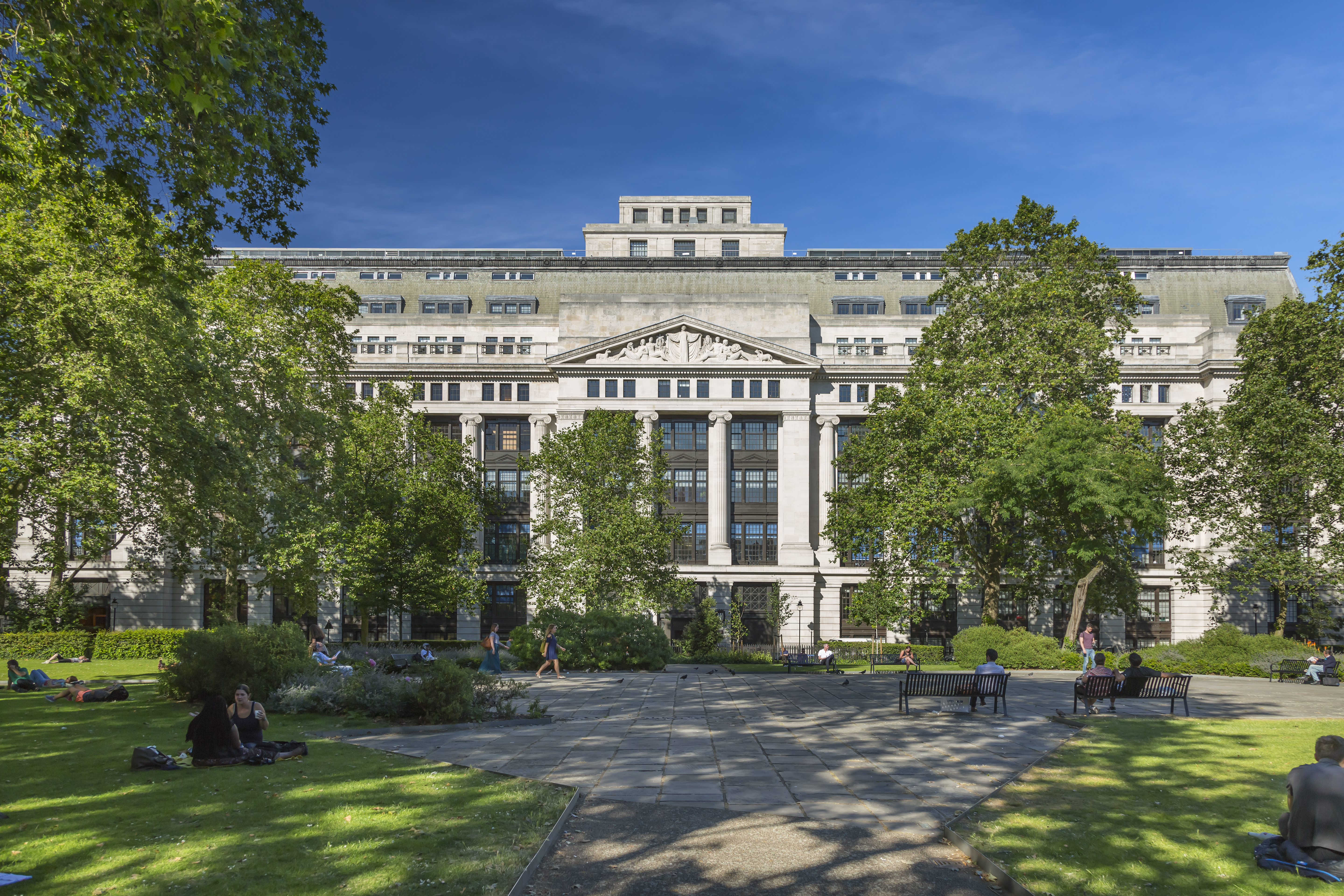 Photo of Victoria House, Bloomsbury Square