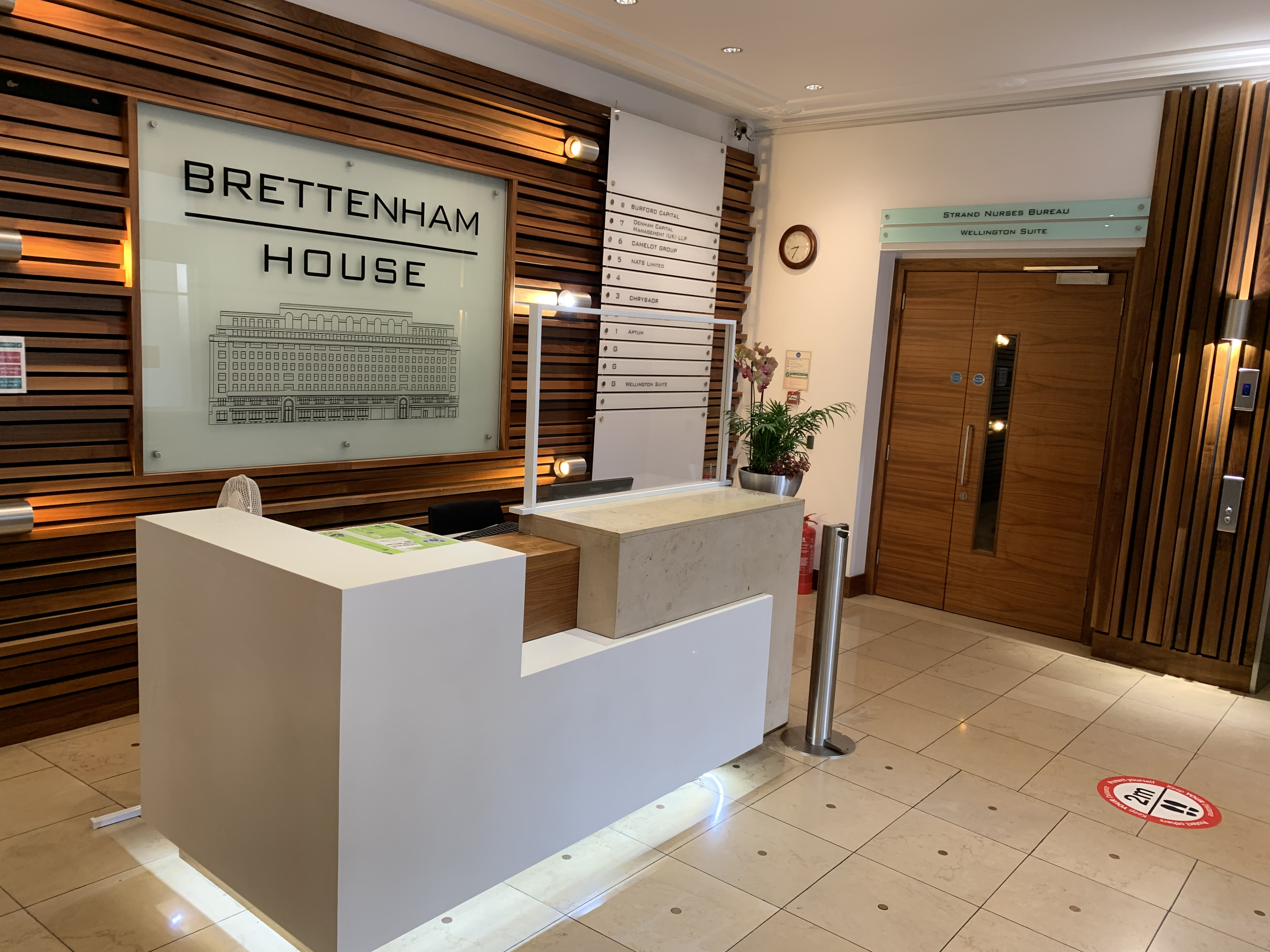 Photo of Part 1st Floor South, Brettenham House, Lancaster Place, WC2