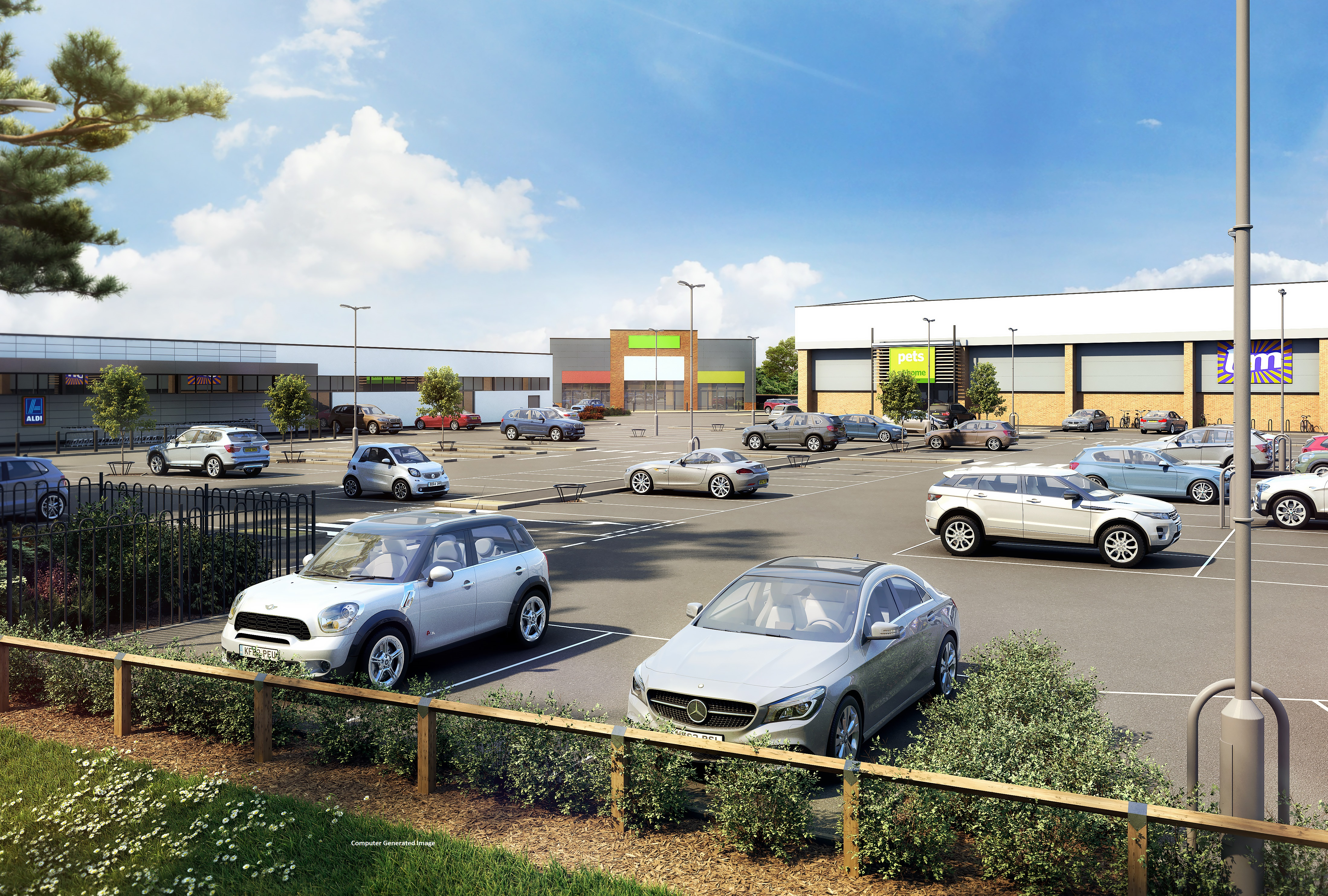 Photo of Phase II Quora Retail Park