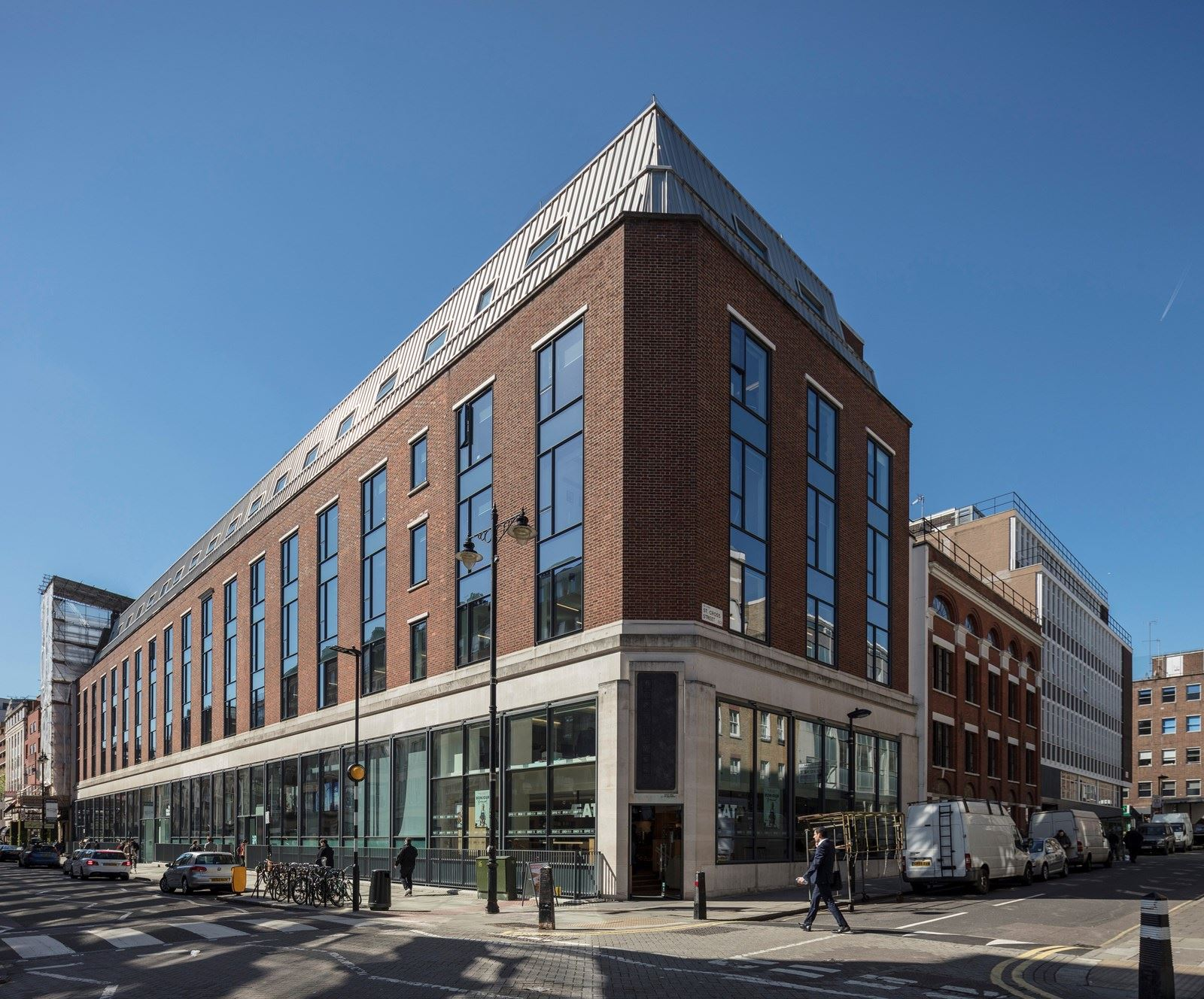 Photo of Johnson Building, 77 Hatton Garden, EC1