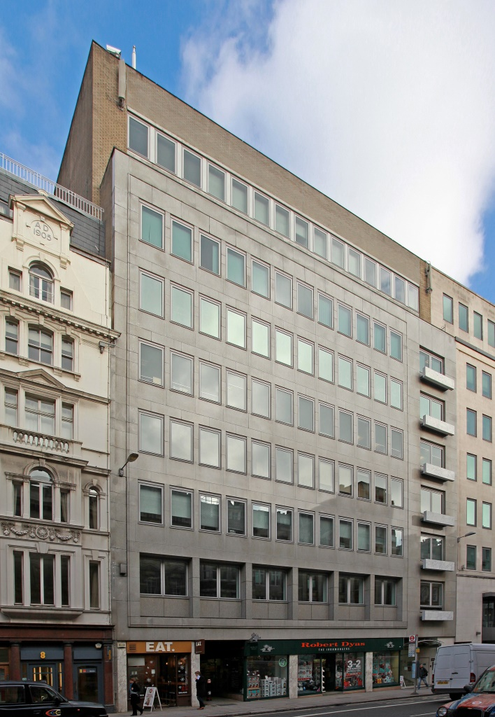 Photo of 167 Fleet Street
